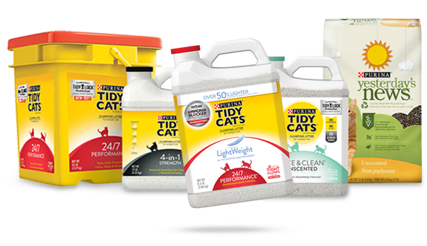 tidy-cats-products