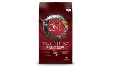 Purina ONE True Instincts Grain Free Review CTA